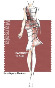 marsala color pantone
