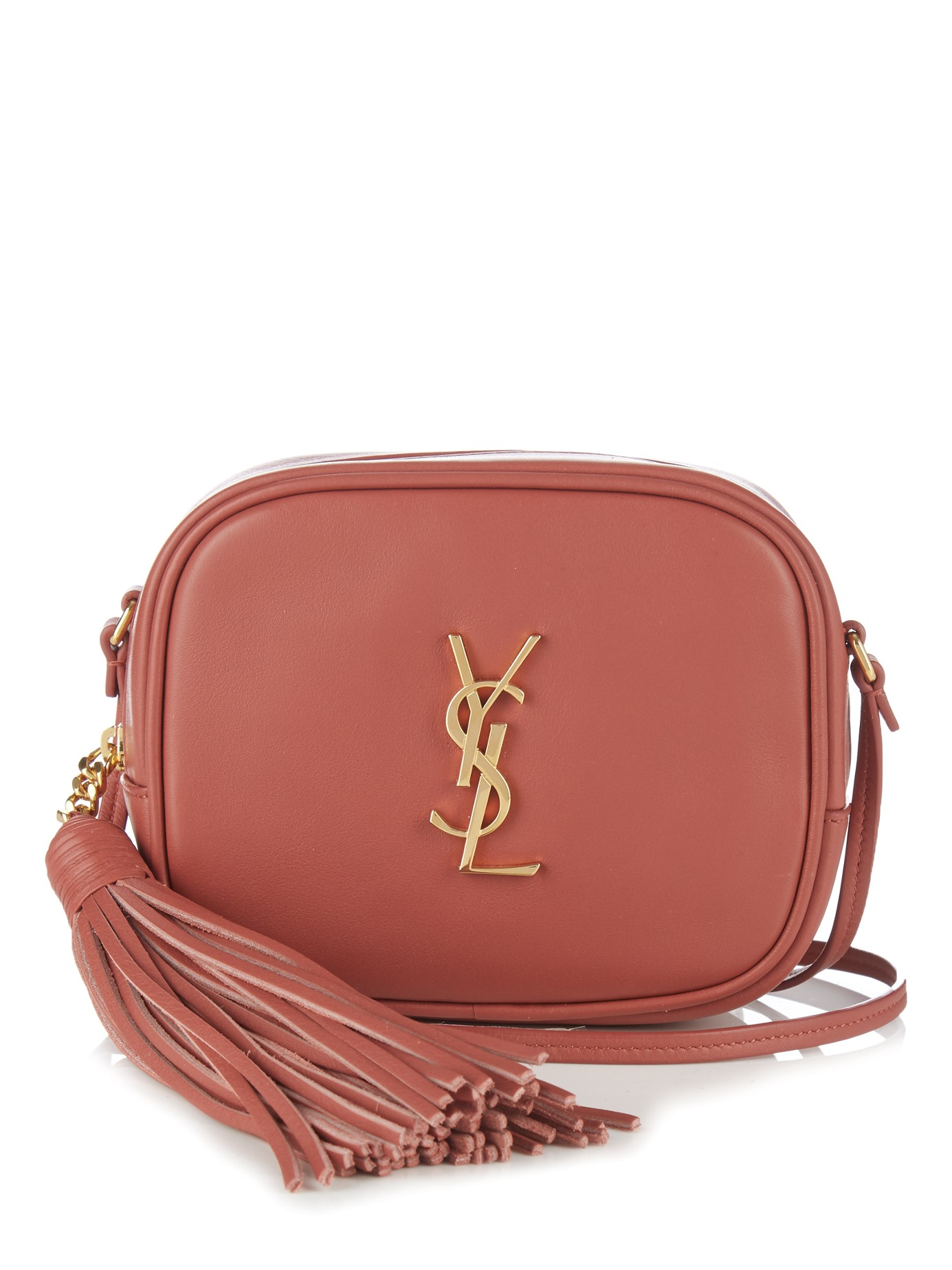 Saint Laurent - Monogram Blogger Cross-Body Bag  70389fd1583ce