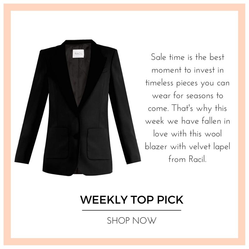 Weekly Top Pick