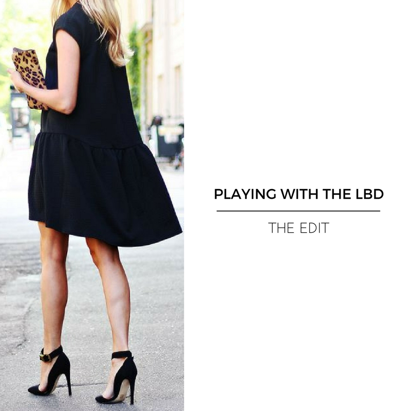 little black dress the edit