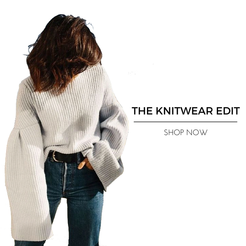 the knitwear edit