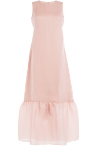 Valentino - Light Pink Silk Dress
