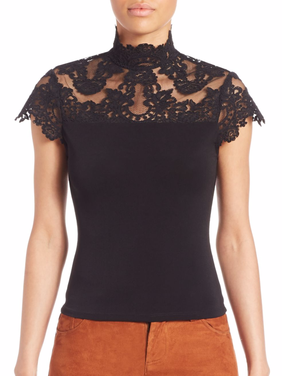results for lace yoke top Save this search. Postage to Items in search results. SPONSORED Marks & Spencer Ladies Top ~ Black with Lace Yoke ~ Size 16 ~ New. New (other) £ + £ postage; Customs services and international tracking provided.