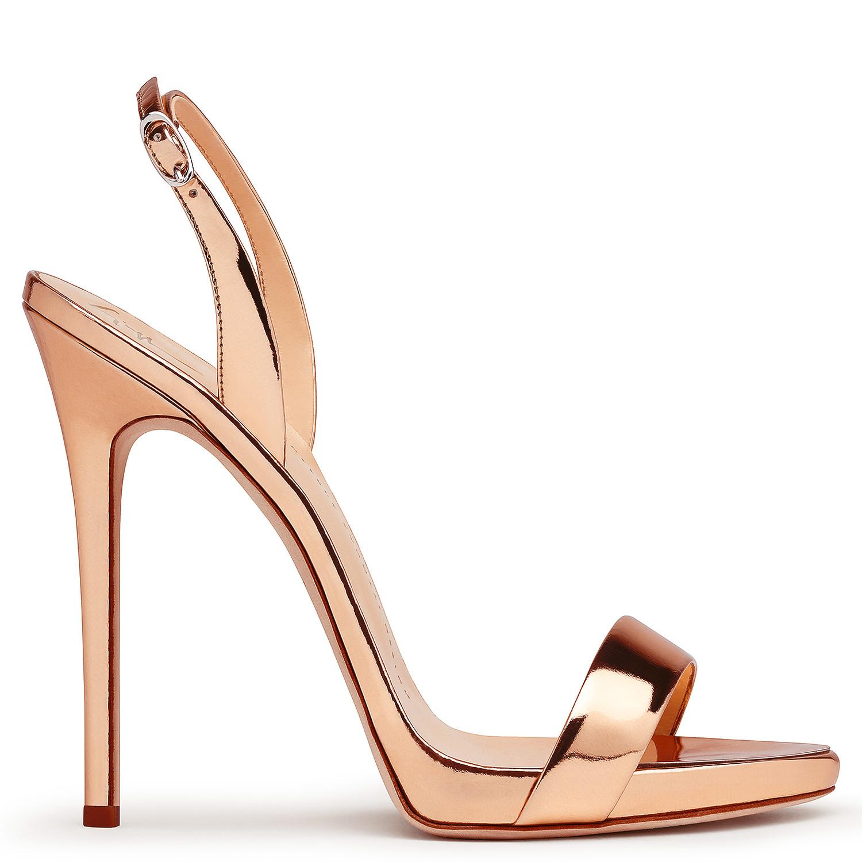 Home shoes sandals high heel giuseppe zanotti sophie rose