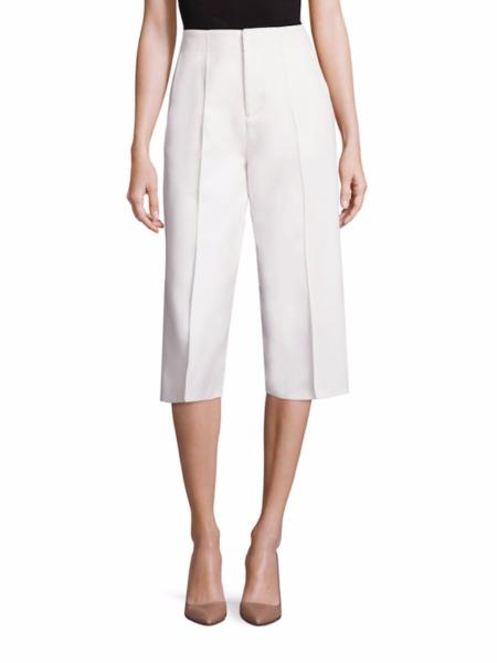 Alexis - Jossie Solid Culotte Pants