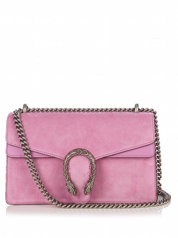 Gucci - Dionysus Small Suede Shoulder Bag 1e50699f8a801