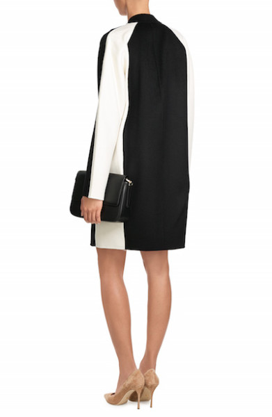 Rag and Bone - Colorblock Wool Coat Cocoon