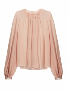 Roksanda - Balloon-sleeved Blouse