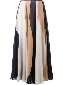 Roksanda - Silk Pleated Skirt