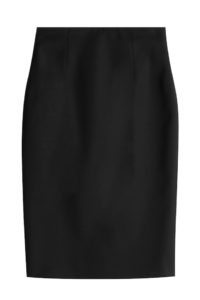 alexander-mcqueen-virgin-wool-pencil-skirt