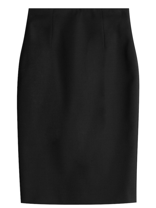 alexander-mcqueen-virgin-wool-pencil-skirt