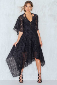 Acler - Langford Dress - Black