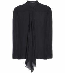 Etro - Silk Chiffon Blouse - Black
