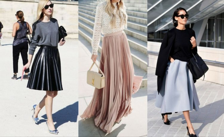 10 Pleated Skirts To Be On Trend This Season
