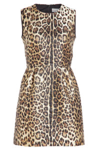 RED Valentino - Leopard Print Dress
