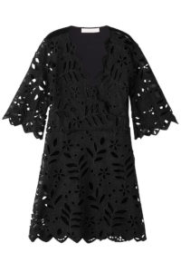 SEE BY CHLOE - Embroidered Cotton Dress
