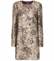dolce-and-gabbana-metallic-cloque-jacquard-dress