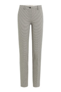 Etro - Printed Pants with Cotton