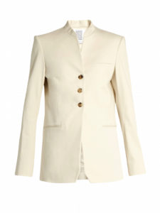 Rosie Assoulin - King Giorgio Cotton-Blend Twill Blazer