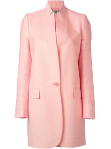 Stella McCartney - Classic Blazer Coat - Pink