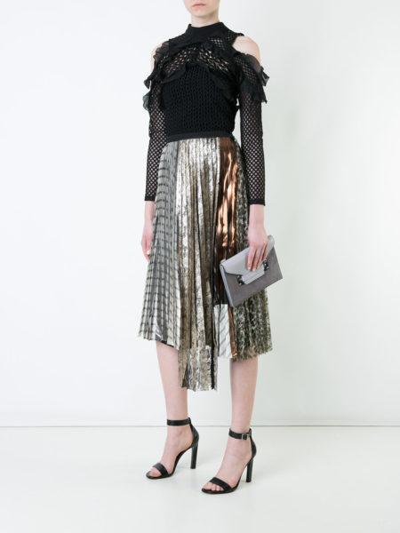 Antonio Marras - Lace Pleated Skirt2
