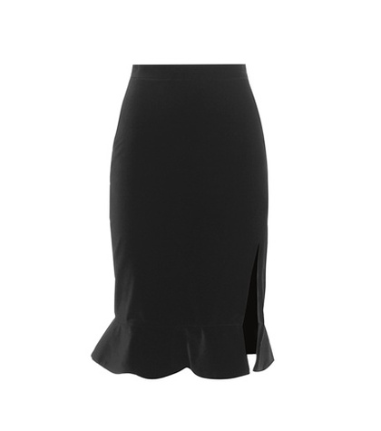 Altuzarra - Cotton Skirt - Black