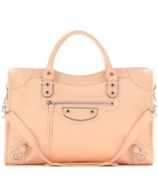 Balenciaga - Classic Metallic Edge City Leather Tote