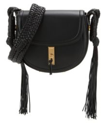 Altuzarra - Ghianda Bullrope Saddle Leather Shoulder Bag