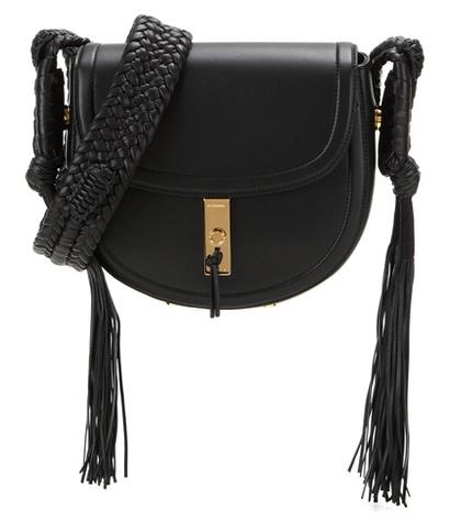Altuzarra - Ghianda Bullrope Saddle Leather Shoulder Bag