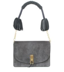 Altuzarra - Ghianda Suede Shoulder Bag