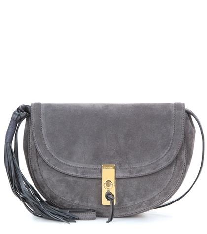 Altuzarra - Ghianda Suede Shoulder Bag