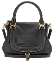 Chloé - Marcie Medium Leather Shoulder Bag