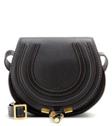 Chloé - Marcie Small Leather Shoulder Bag