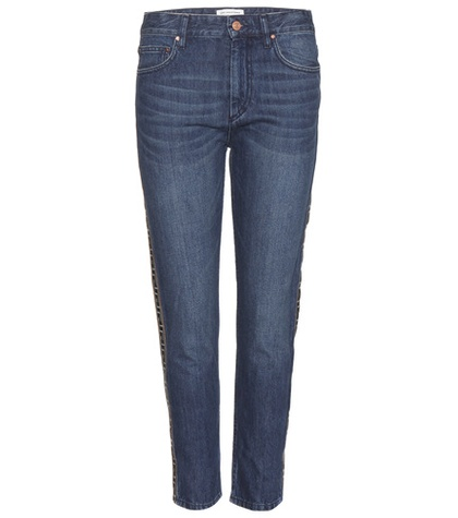 Isabel Marant Étoile - Penn Embroidered Jeans