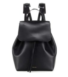 Mansur Gavriel - Leather Backpack - Black