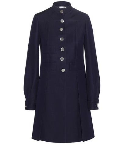 Miu Miu - Wool Coat
