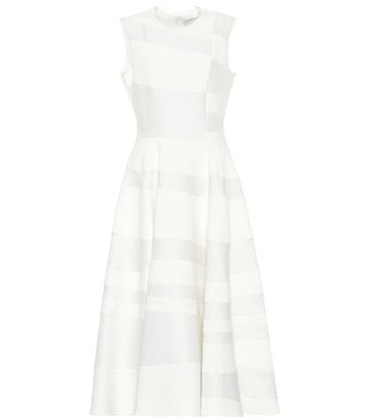 Roksanda - Tatum Sleeveless Dress - White
