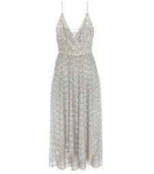 Valentino - Sequinned Dress