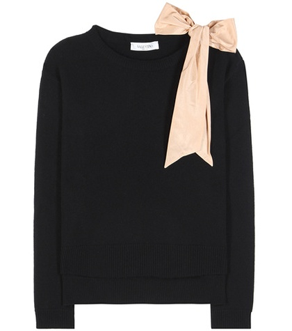 Valentino - Wool-Blend Sweater
