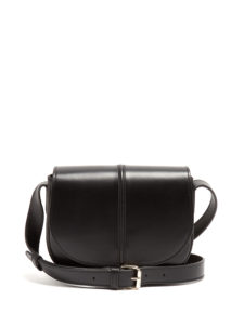 A.P.C. - Betty Leather Cross-Body Bag