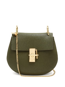 Chloé - Drew Small Leather Cross-Body Bag