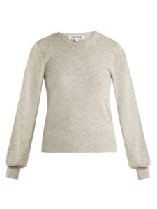Elizabeth And James - Bretta Long-Sleeved Knit Sweater