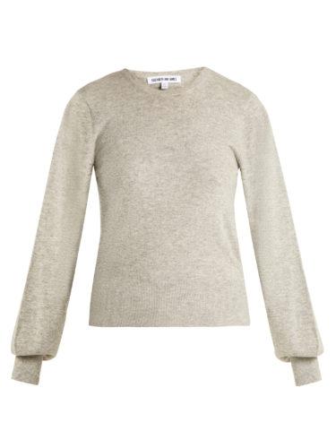 Elizabeth And James - Bretta Long-Sleeved Knit Sweater
