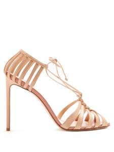 Francesco Russo - Braided-Strap Leather Sandals