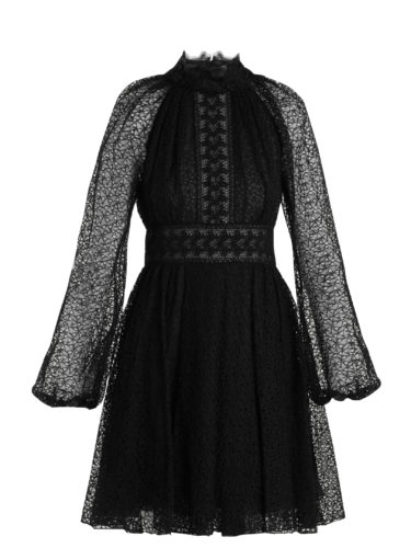 Giambattista Valli - Floral Macramé-Lace Dress