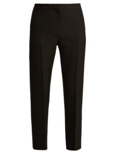 Haider Ackermann - Calder Slim-Leg Wool Trousers
