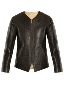 Isabel Marant Étoile - Izy Reversible Leather And Shearling Jacket