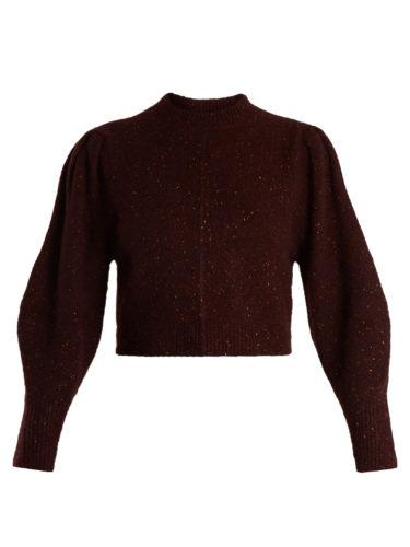 Isabel Marant - Elaya Crew-Neck Knit Sweater