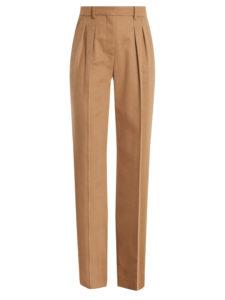 Max Mara - Lampone Trousers