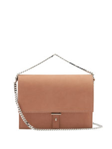 Pb - Ab10.1 Suede Cross-Body Bag